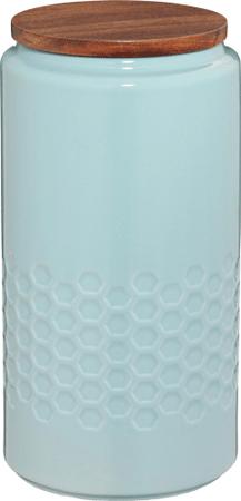Kela Dóza MELIS keramika 1.3l krištáľová modrá