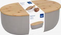 Kela chlebak NAMUR plastik/drewno