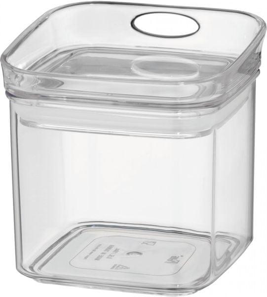 Kela Dóza skladovací JULE plast 0.5l