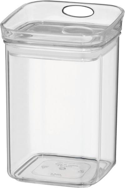 Kela Dóza skladovací JULE plast 0.8l