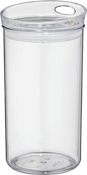 Kela Dóza skladovací JULE plast 1.2l