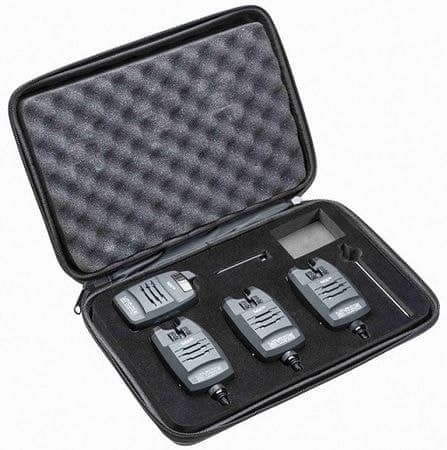 MIVARDI Sada Hlásičů MX33 Wireless 3 fialová, bílá, žlutá +1