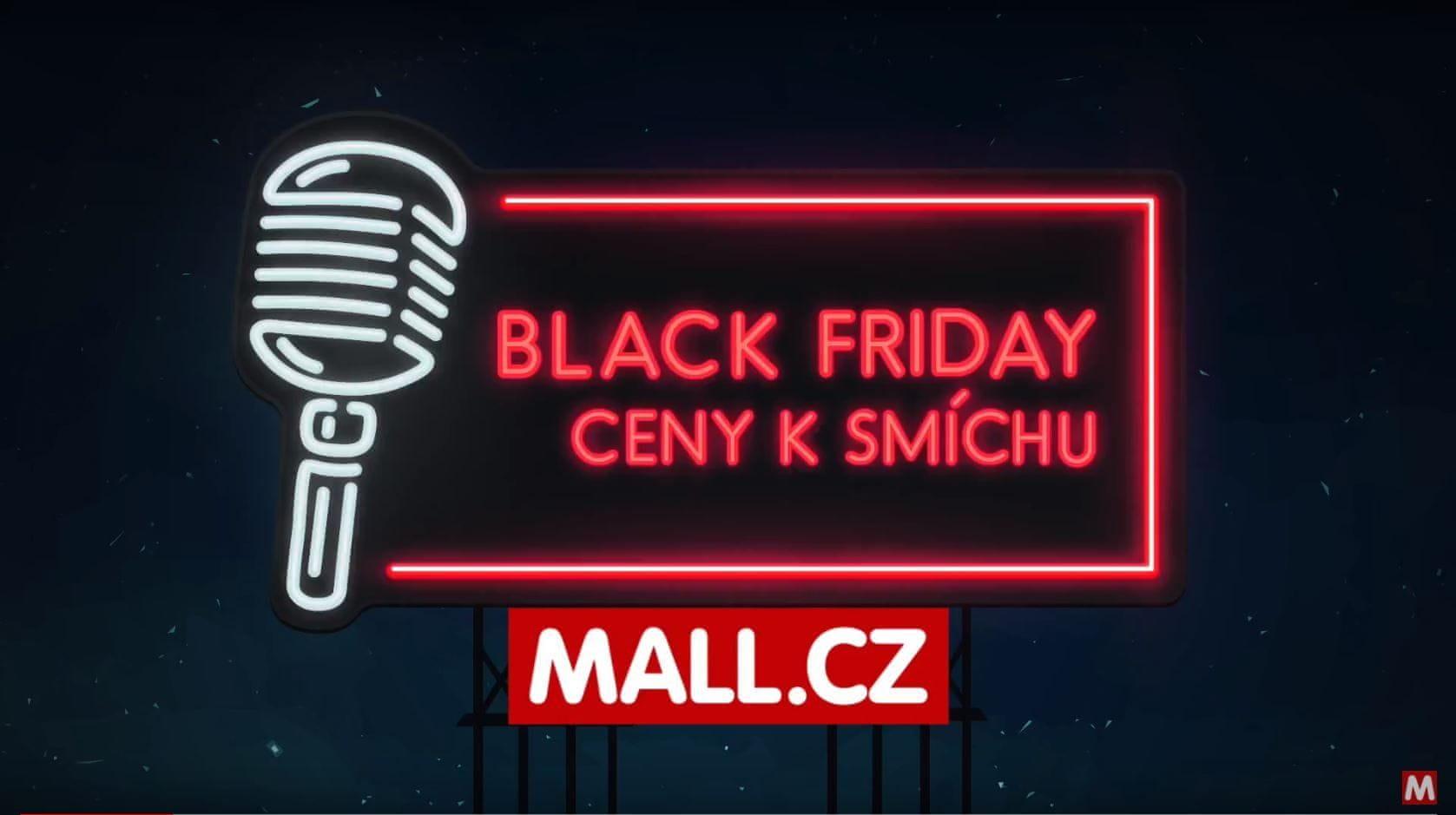 black friday MALL vizual