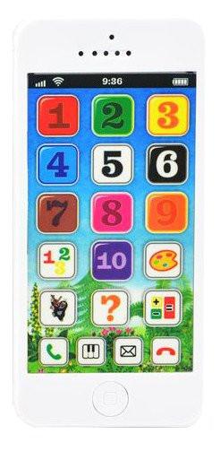 Teddies Krtkův naučný mobilní telefon s krytem Krtek (dárek)