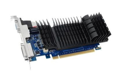 Asus grafična kartica GeForce GT 730, 2GB GDDR5, PCI-E 2.0