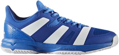 Adidas Stabil X Jr Blue/Ftwr White/Blue 35