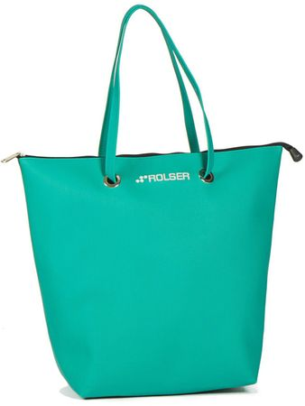 Rolser Nákupní taška Bag S Bag, zelená