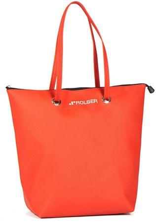 Rolser Nákupní taška Bag S Bag, červená
