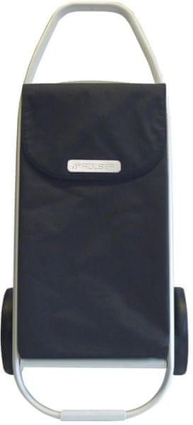 Rolser Nákupní taška na kolečkách COM 8 MF, tmavě šedá