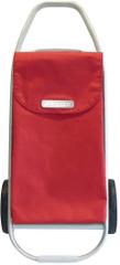 Rolser Nákupní taška na kolečkách COM 8 MF červená - rozbaleno
