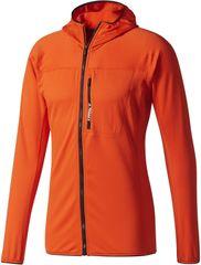 Adidas moška jakna Tracerock Ho Fl, oranžna