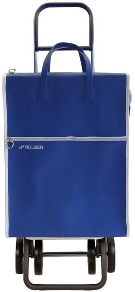 Rolser Nákupní taška na kolečkách Lider LT Dos +2, modrá