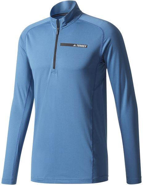 Adidas Tracero 1/2 Ls Core Blue 50
