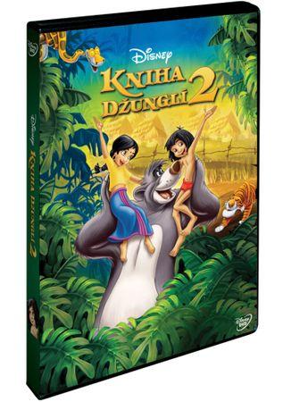 Kniha džunglí 2.    - DVD