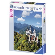 Ravensburger sestavljanka grad Neuschwanstein