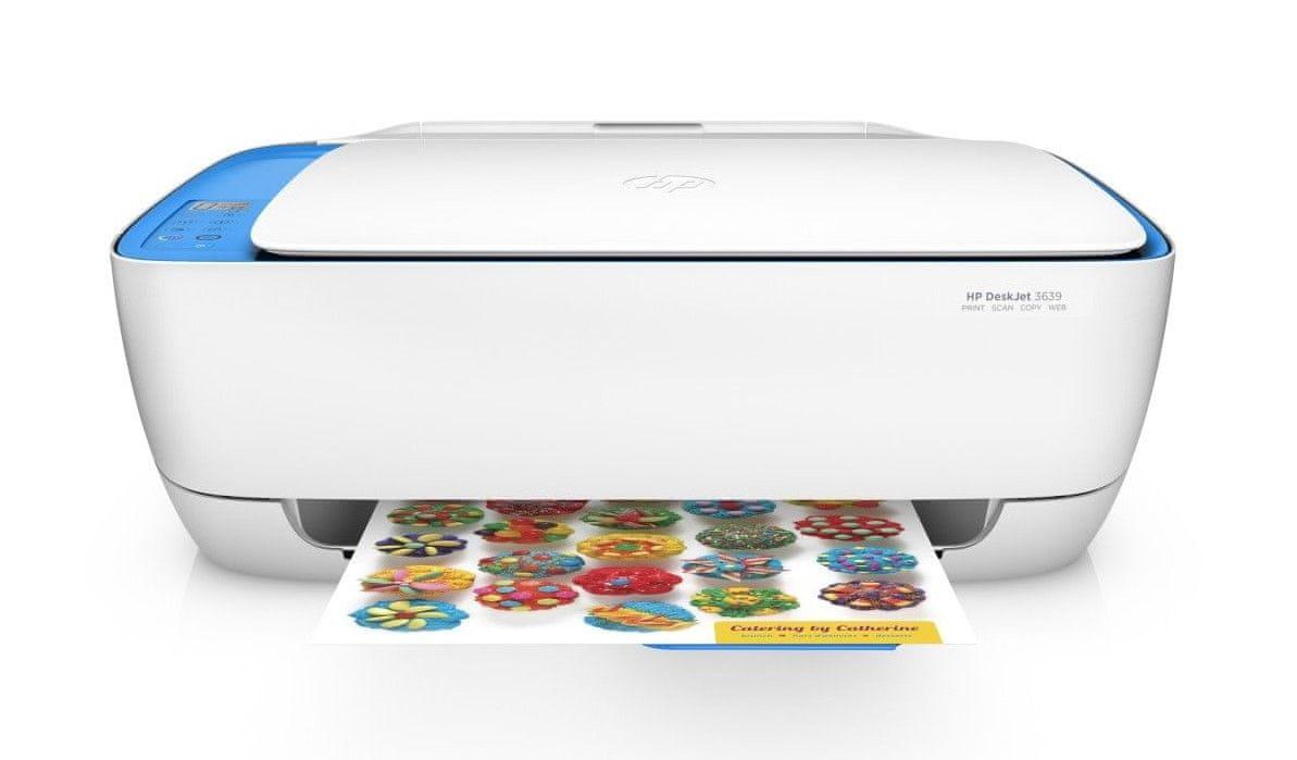 Tiskárna HP DeskJet 3639 All-in-One