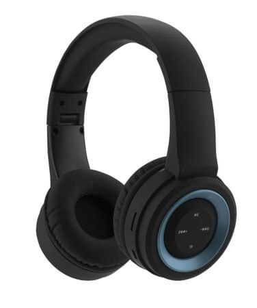 GoGEN HBTM 31BL čierna/modrá