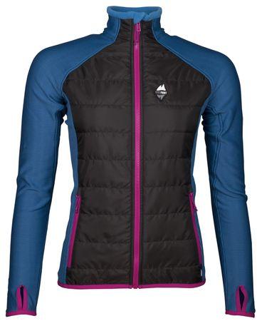 High Point ženska bunda Flow 2.0 Lady Jacket Black/blue, XS