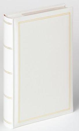 Walther fotoalbum Monza, 10x15, 300, bijeli