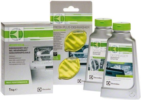 Electrolux Sada čističů pro myčky E6DK4106