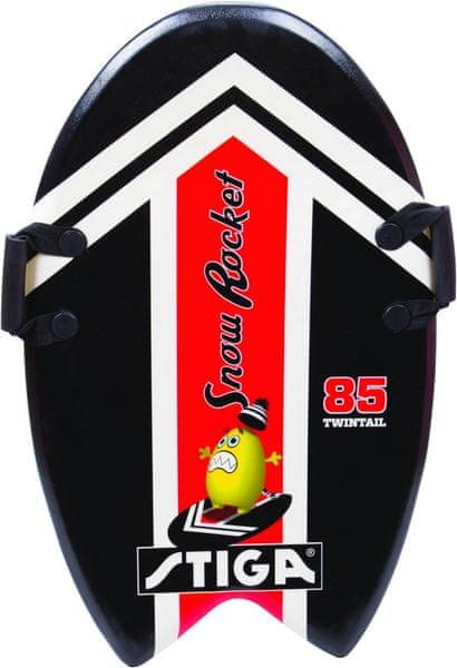 Stiga Snow rocket 85 Černá