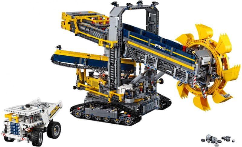 LEGO® Technic 42055 Těžební rypadlo