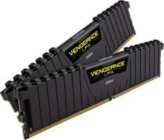 Corsair pomnilnik Vengeance LPX 16GB (2x8GB) DDR4 2400 (CMK16GX4M2A2400C16)