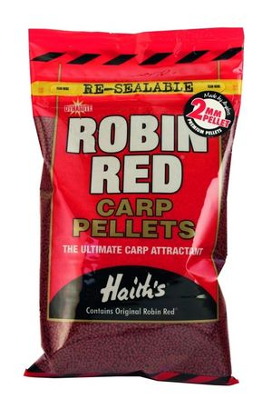 Dynamite Baits Pelety Robin Red Carp Pellets 900 g 2 mm
