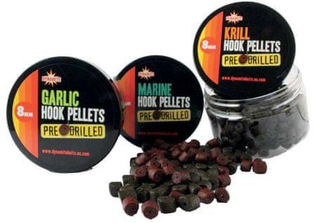 Dynamite Baits Pellets Pre-Drilled Hook 8 mm marine halibut