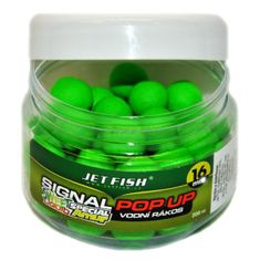 Jet Fish Plovoucí boilie Special Amur 16 mm 200 ml
