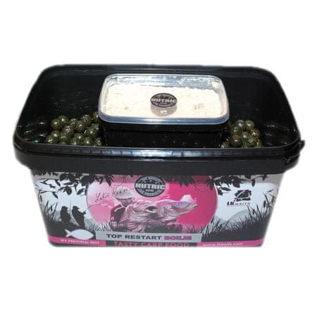 Lk Baits Boilies Top Restart 5 kg 18 mm nutric acid