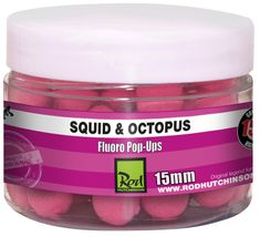 ROD HUTCHINSON Pop-Up Squid Octopus With Amino Blend Swan Mussell