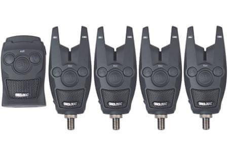ProLogic Sada Signalizátorov Bat Bite Alarm Color 4+1