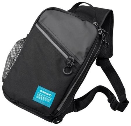 Shimano Taška Sling Shoulder Bag Čierna S  2c33426428d