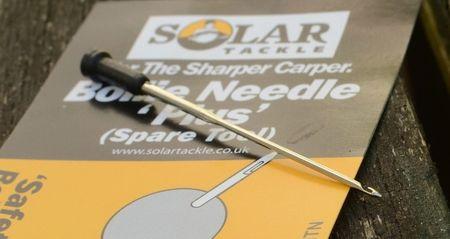 Solar Náhradná Ihla Spare Boilie Needle