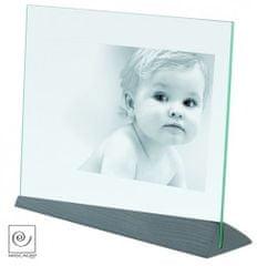 Mascagni foto okvir 2IDM692, 13x18 cm, siv