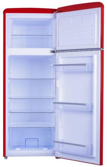 Amica lednice s mrazákem VD 1442 AR