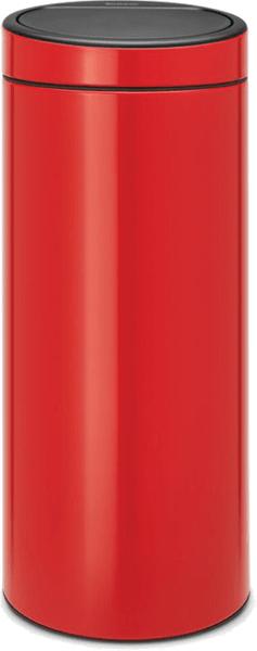 Brabantia Koš Touch Bin New 30L červená