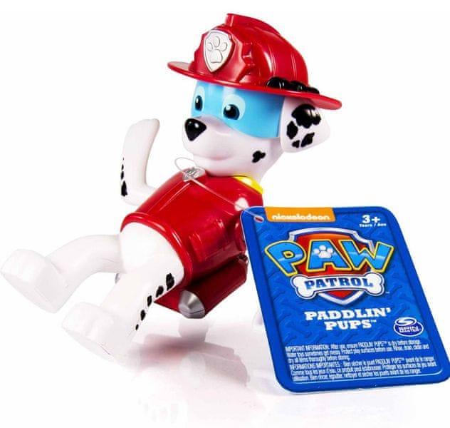 Spin Master Paw Patrol Plavací figurka Marshall