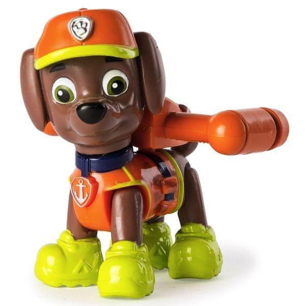 Spin Master Paw Patrol Figurka s příslušenstvím Zuma