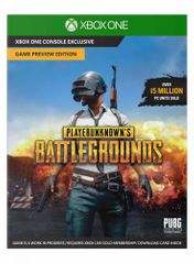 Microsoft PlayerUnknown's Battlegrounds (Xbox One) Játékprogram