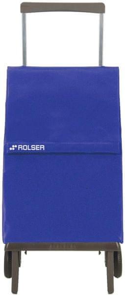 Rolser Nákupní taška na kolečkách Plegamatic Original MF, modrá