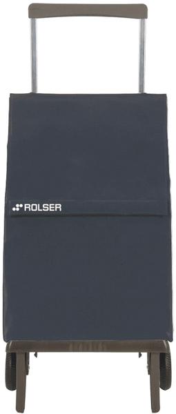 Rolser Nákupní taška na kolečkách Plegamatic Original MF, tmavě šedá