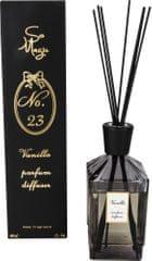 Wittkemper Difuzér Vanilla 23 (černý), 400 ml