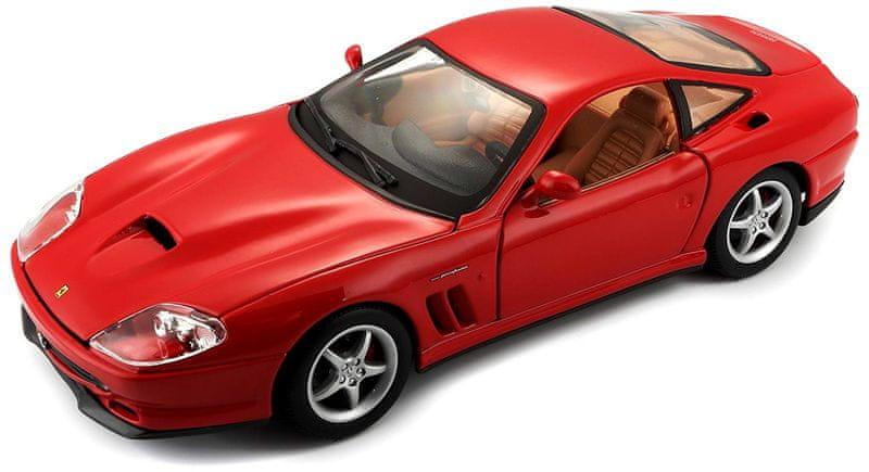 BBurago Ferrari 550 Maranello (1:24)