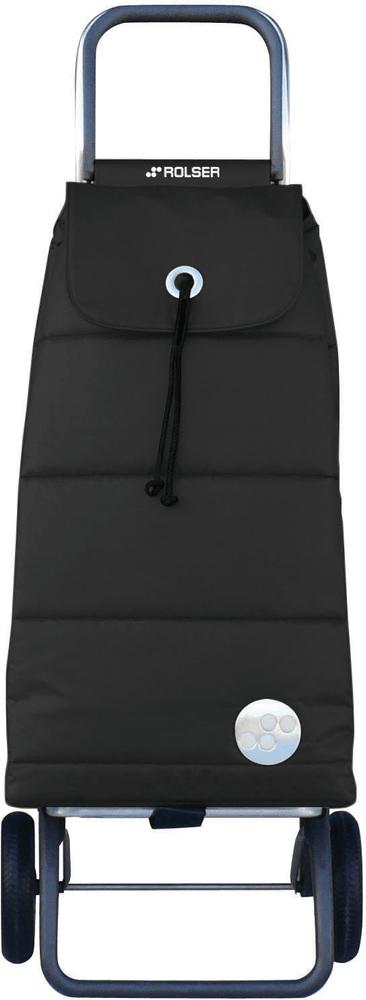 Rolser Nákupní taška na kolečkách Pack Polar Logic RG, černá