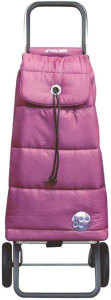 Rolser Nákupní taška na kolečkách Pack Polar Logic RG, fialová