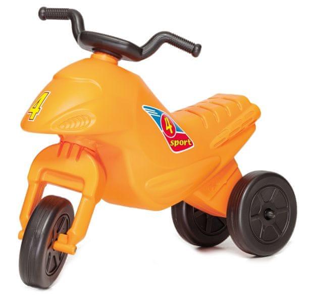 Dohany Odrážedlo 141 Superbike 4 Mini oranžová
