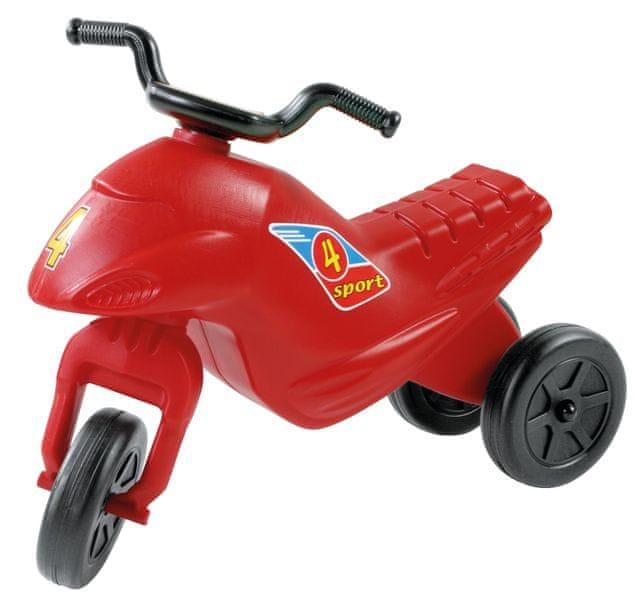 Dohany Odrážedlo 141 Superbike 4 Mini červená
