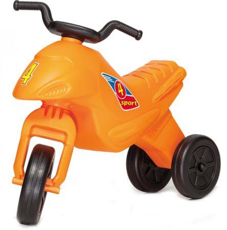 Dohany Odrážadlo  142 Superbike 4 Medium oranžová